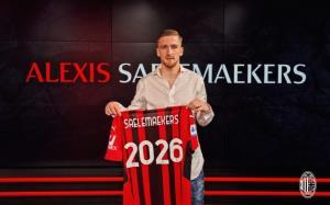 رسمی؛ قرارداد بازیکن بلژیکی میلان تمدید شد