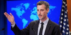 واکنش آمریکا به حوادث بیروت