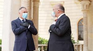 بیانیه مشترک رئیس جمهور و نخست وزیر عراق درباره انتخابات
