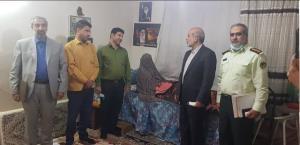 چهارمین دیدار وزیر کشور با خانواده شهدای ناجا