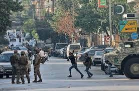 شهادت زن لبنانی و مادر پنج فرزند در تیراندازی دیروز بیروت