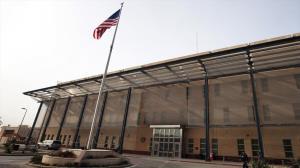 آژیر خطر سفارت آمریکا در عراق به صدا درآمد
