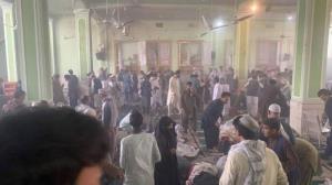شمار کشتهشدگان حمله تروریستی قندهار افزایش یافت