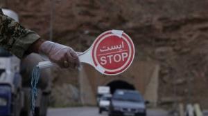 مسدود شدن آزاد راه تهران شمال