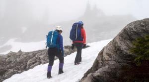 ۴ کوهنورد گم شده در ارتفاعات قزوین نجات یافتند
