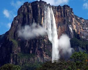 ویدیویی حیرتانگیز از آبشار آنجل در ونزوئلا