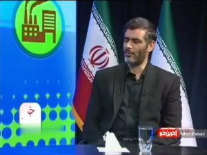 عزل سرپرست منطقه آزاد اروند در برنامه زنده تلویزیونی