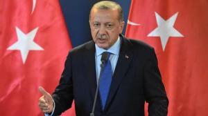 اردوغان: گروههای تروریستی در سوریه از حمایت آمریکا برخوردارند