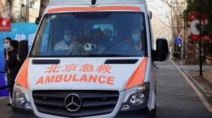 اقدام عجیب یک پدر چینی برای نجات جان پسرش!