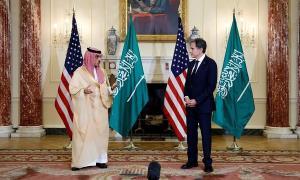 گفتگوهای وزیر خارجه عربستان با مالی و بلینکن در واشنگتن درباره ایران