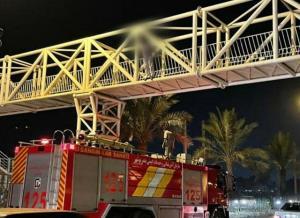 اقدام به خودکشی شهروند بوشهری از روی پل