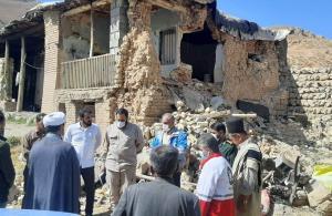 معاون اقتصادی رئیسجمهور وضعیت زلزلهزدگان کوهرنگ را پیگیری کرد