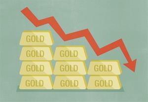قیمت جهانی طلا ریخت