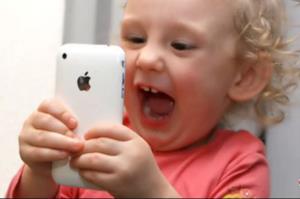 یک بام و دو هوای اپل برای حفاظت از کودکان