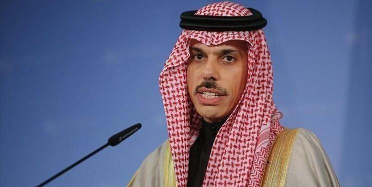 اظهارات وزیر خارجه عربستان درخصوص مذاکرات با ایران