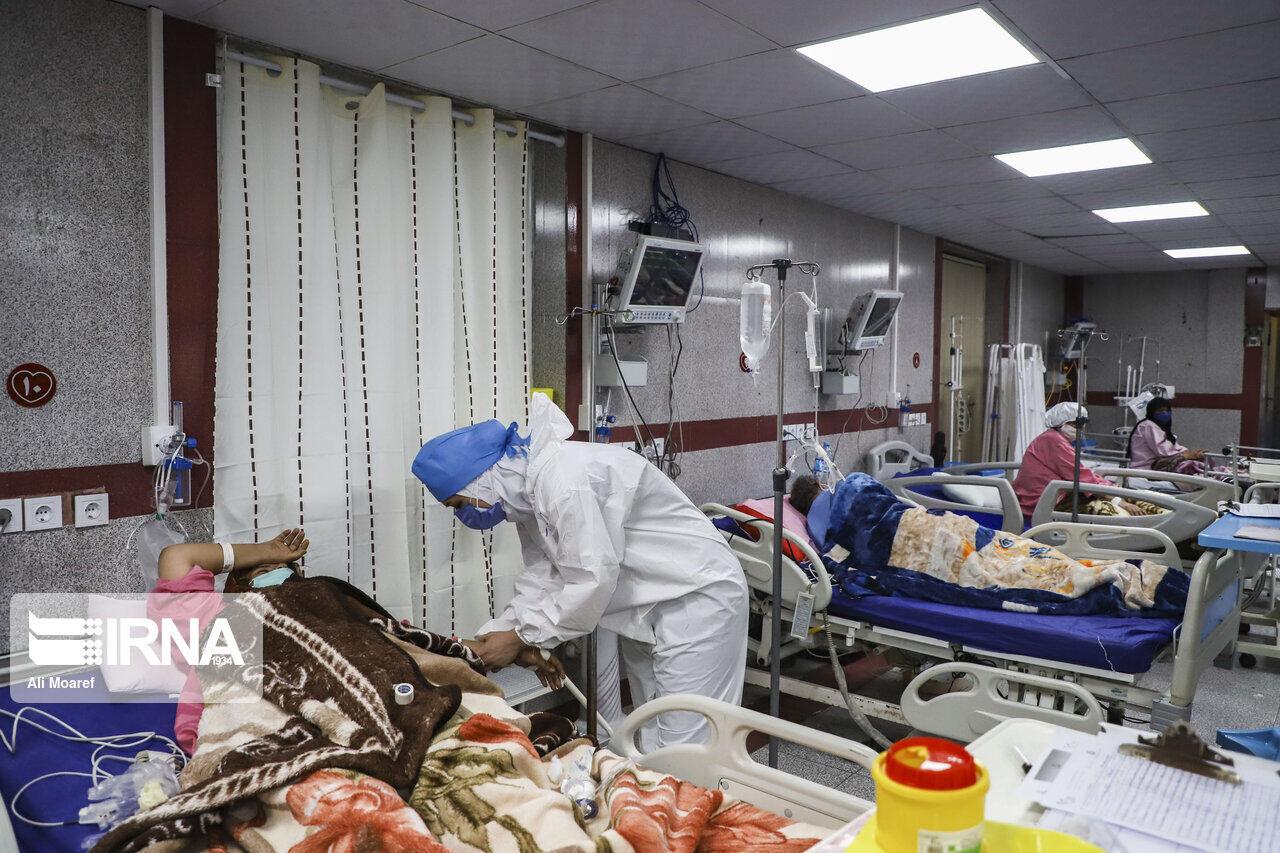 بستری شدگان بخش کرونای بیمارستان سردشت همچنان روبه افزایش است