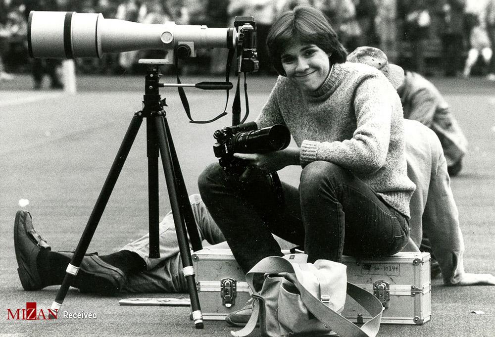 زنان پیشگام در عکاسی خبری