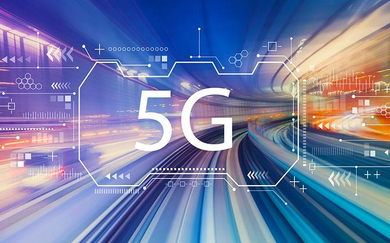 رکورد سرعت اینترنت 5G شکست