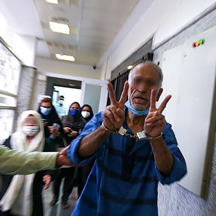 حاشیه جدید پدر بابک خرمدین در پشت میلههای زندان