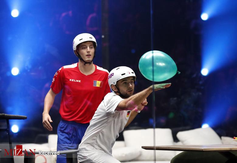 عکس/ جام جهانی بادکنک بازی
