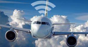 استارلینک در پی فراهم کردن اینترنت سریعتر برای هواپیماها