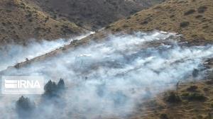 آتشسوزی مراتع شاهرود امسال ۳ میلیارد ریال خسارت داشت