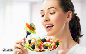 غذاهایی که هضم آسان ندارند ممنوع
