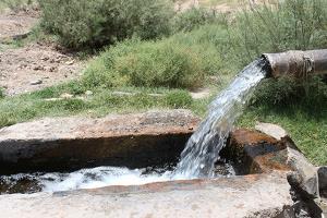 عمده استفاده غیرمجاز آب در گلستان بهوسیله حفر چاه است