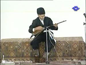 قطعه ی «اینجتمه» با دوتار و آواز عباسقلی رنجبری