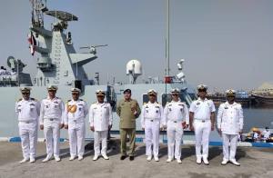 توافق ایران و پاکستان برای برگزاری رزمایش مشترک دریایی