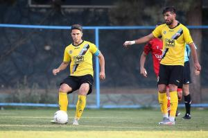 علی محمدی؛ کاپیتان اول سپاهان در فصل جدید
