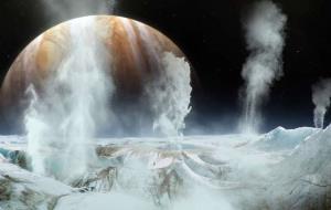 تلسکوپ هابل نشانههایی از وجود بخار آب دائمی در قمر مشتری یافت