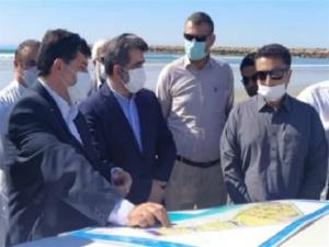 ضربالعجل یک هفتهای به دستگاهها برای تخلیه نوار ساحلی