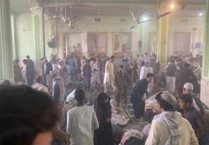 جزئیات انفجار مسجد قندهار افغانستان