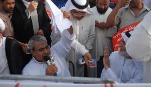 صدمین روز اعتصاب غذای معارض بحرینی در زندان آل خلیفه
