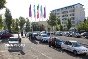 رالی خانوادگی در مشهد با هدف ترویج سفر خانوادگی برگزار شد