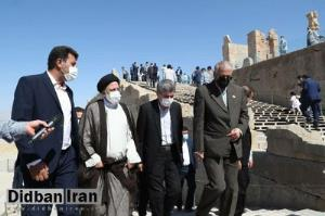 انتقاد تند نماینده ادوار مجلس از سخنان اخیر رئیسی در تخت جمشید