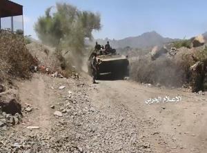 کولاک انصارالله یمن در مارب