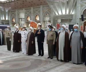 تجدید میثاق فرماندهان و کارکنان سازمان عقیدتی سیاسی ارتش با آرمانهای امام (ره)