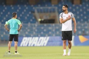 رضا اسدی تا پایان بازی دوام میآورد؟!