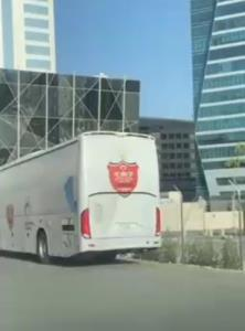 اتوبوس،پرسپولیسی ها