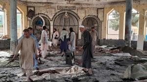وعده طالبان برای افزایش امنیت مساجد شیعیان
