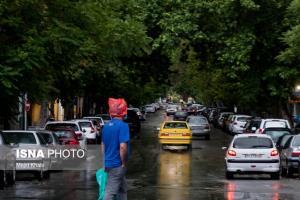 انتظار بارش پراکنده در نیمه دوم هفته در همدان