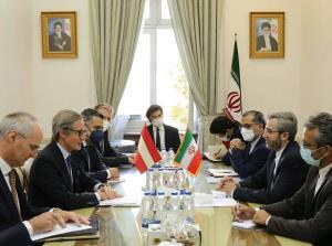 جزئیاتی از پنجمین دور گفتگوهای سیاسی ایران و اتریش