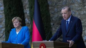 دعوای اردوغان و مرکل درباره سیستمهای حکومتی