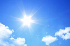 هوای صاف و آفتابی در مازندران