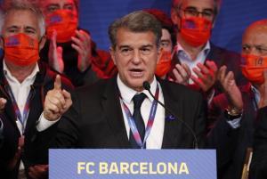 لاپورتا از بهترین روز خود در بارسلونا گفت