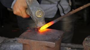 احیای رشته آهنگری سنتی در کهگیلویه و بویراحمد