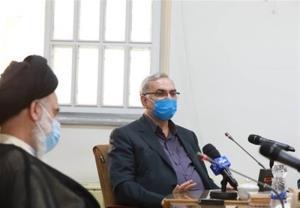 وزیر بهداشت: از مراجع برای تشویق مردم به واکسیناسیون کمک میخواهم