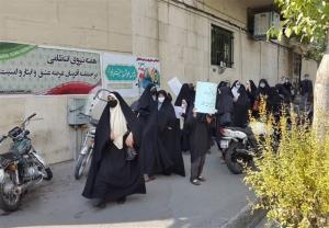 جمعی از شهروندان تهرانی خواستار برخورد با اقدامات خلاف امنیت اخلاقی شدند